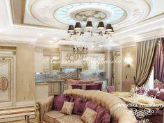 Гостиная. Фото 2017 - Дизайн дома