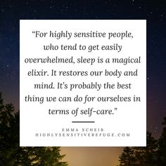 It is! 🙌 😴 Highly Sensitive Person, Sensitive People, Our Body, Introvert, Self Care, Psychology, Mindfulness, Cards Against Humanity, How To Get