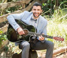 Gusttavo Lima grava clipe para a música inédita Quem vem de Longe (Foto: Felipe Monteiro/Gshow)