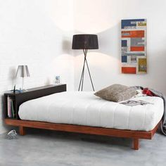 bed ideas on pinterest ikea beds and pallet bed frames. Black Bedroom Furniture Sets. Home Design Ideas