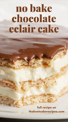 Fun Baking Recipes, Sweet Recipes, Cookie Recipes, Homemade Desserts, Easy No Bake Desserts, Easy No Bake Recipes, Easy Delicious Desserts, Best Desserts, East Dessert Recipes
