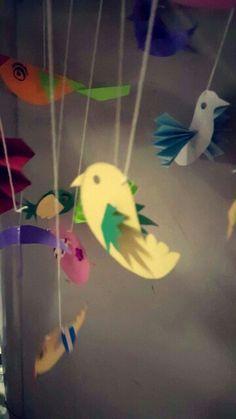 Bird mobile Bird Mobile