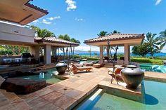 Thousand Waves Holiday Villa in Maui, Hawaii