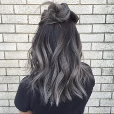 Gray Long Hair / 100 Best Hairstyles for 2017