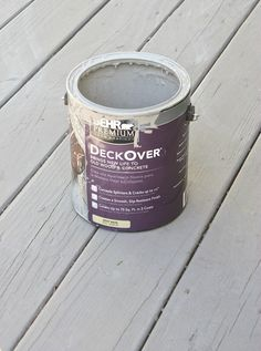 Best Paints to Use on Decks and Exterior Wood Features – DECK Cool Deck, Diy Deck, Painted Wood Deck, Painted Deck Floors, Outdoor Deck Decorating, Outdoor Decor, Porch Paint, Behr Deck Paint, Restore Deck Paint