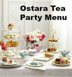 The Magick Kitchen - A Simple and Delicious Ostara Tea Menu