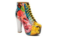 Jeffrey Campbell Lita Lights Multicolor - oh so colourful <3