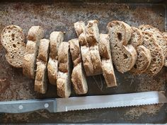Easy to make coconut flour and psyllium paleo low carb bread loaf. Low carb and nut-free.