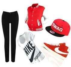 Me gusta tanto el rojo *.*