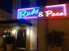 Rudy and Paco's Galveston