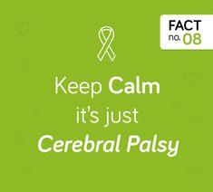 #cpawareness #cerebralpalsy #cerebralpalsyawareness #ilovesomeonewithcerebralpalsy #cerebralpalsyawarenessmonth #cp Cerebral Palsy Awareness, Calm, Facts