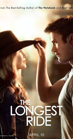 Based on the novel by Nicholas Sparks of the same name.