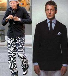 Lapo Elkann -- great style
