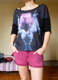 T-shirt Licornes