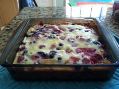 Mixed berries, Berries and Custard on Pinterest