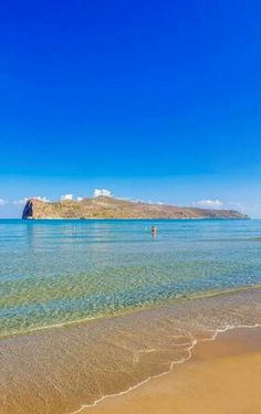 Chania, Plakia beach, Crete, Greece