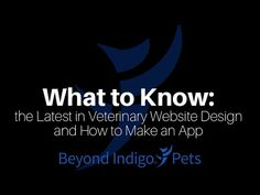 #Veterinary Marketing Webinar: At the beginning of every year, #Google and #Facebook announce big changes and this year was no different. Come join us for this free webinar to learn about Google's new mobile requirements and how to use the new Google tool to check whether your #website is mobile friendly. See the latest website design innovations, including background videos, infinity scrolling, content blocks, and more.