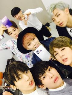 [Picture] BTS at sbs mtv the show Twitter [150505] | btsdiary
