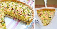 Aprende cómo hacer una tarta de calabacín fácil y deliciosa.