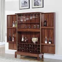 Wine Storage Bar Armoire Cabinet