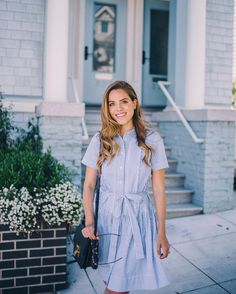 warm weather blues with @galmeetsglam.