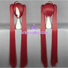 Date A Live Itsuka Kotori cosplay wig one short with two ponytails
