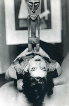Man Ray. African art and sculpture was one of the influences on the Cubist movement.