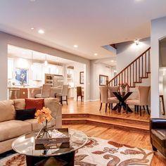 1000 images about sunken living room on pinterest for Sunken living room ideas