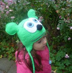 Childrenu0027s knitted hat Gummy Bear by PetyaKnittedStuff on Etsy & Gummibär The Gummy Bear Costume ~ Childrenu0027s Sizes ~ Halloween Dress ...