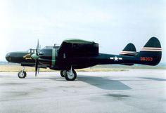 "Northrup P-61 ""Black Widow"" Night Fighter ~ BFD"