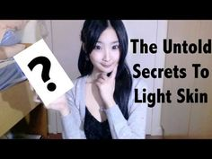 How To Get Beautiful White Skin [Suitable for Scarring & Hyperpigmentation] - YouTube