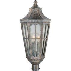 Maxim Outdoor Lighting 40150 Post Mount