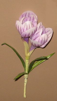 Artificial Crocus www.couturehomeaz.com