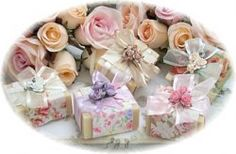 Thumbnail of Vintage Roses Soaps