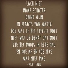 Smart Quotes, Happy Quotes, Me Quotes, Motivational Quotes, Cool Words, Wise Words, Mantra, Boxing Quotes, Dutch Quotes