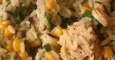 Εύκολες και δοκιμασμένες γλυκές και αλμυρές συνταγές από την Μάνα του λόχου Rice, Food, Meals, Yemek, Jim Rice, Eten, Brass