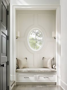 Interior Design Ideas: oval window