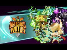 Dragon's Watch android game first look gameplay español