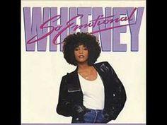 Whitney Houston (1963-2012)- So Emotional - YouTube