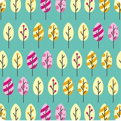 Summer Pattern on Behance