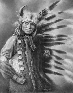 Little Horse - Native American