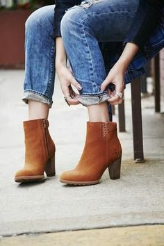 Boots With Jeans ||