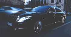 Mercedes-Maybach S600 V12