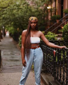 They go by knotless box braids, knotless braids, feed-in braids, and no-knot braids, but this style of braiding is becoming the new standard in protective styles. # Braids blackgirl cornrows Knotless Box Braids: What You Need to Know Box Braids Hairstyles, Try On Hairstyles, Braided Hairstyles For Black Women, Trending Hairstyles, Blonde Box Braids, Black Girl Braids, Brown Box Braids, Afro Braids, African Braids