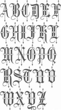 Ideas Tattoo Font Alphabet Style Hand Lettering … – Graffiti World Alphabet A, Style Alphabet, Tattoo Fonts Alphabet, Tattoo Lettering Fonts, Hand Lettering Alphabet, Graffiti Lettering, Calligraphy Fonts, Typography Letters, Caligraphy