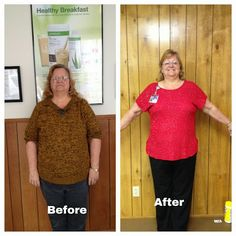 Remarkable results with Herbalife