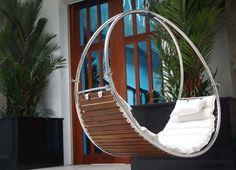 Duality - double swing bed by TrinityHammocks