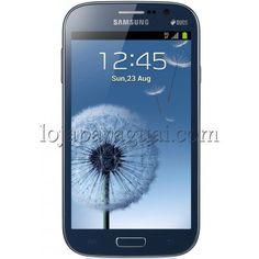 """Celular Samsung Galaxy Grand GT-I9082 Wi-Fi 3G Galaxy Gran DuosGT-I9082L Sua vida inteira cabe aqui.Dual SIM, integra as vidas pessoal e profissional, Smartphone Android 4.1 + milhares de jogos e aplicativos para download e Tela de 5"""" permite a melhor experiência de navegação na internet e de multi-mídia"""