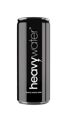 Heavywater – German Energy Drink