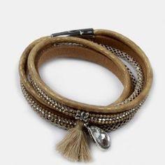 bracelet multitours cadeau pas cher